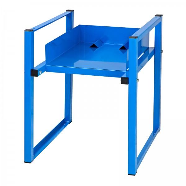 Fassregal für 30 und 60 Liter Fässer, Lichtblau (RAL 5012)