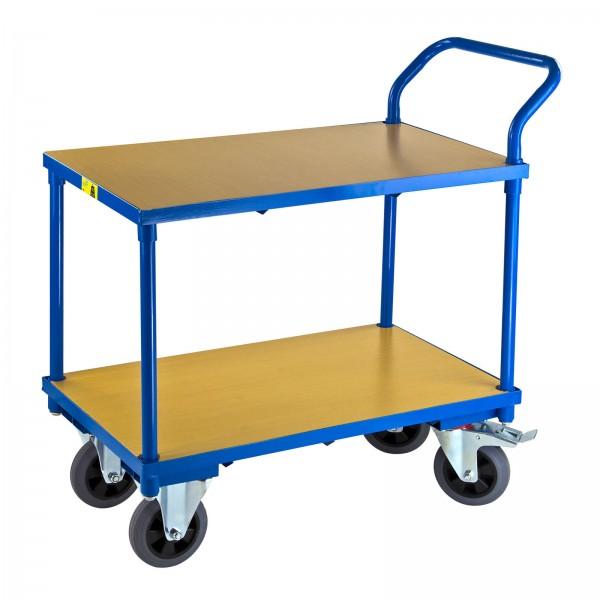 Transportwagen / Etagenwagen mit 2 Etagen