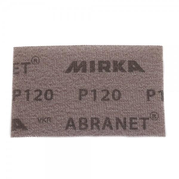 Klett-Schleifstreifen ABRANET 80x133mm - P 120-320