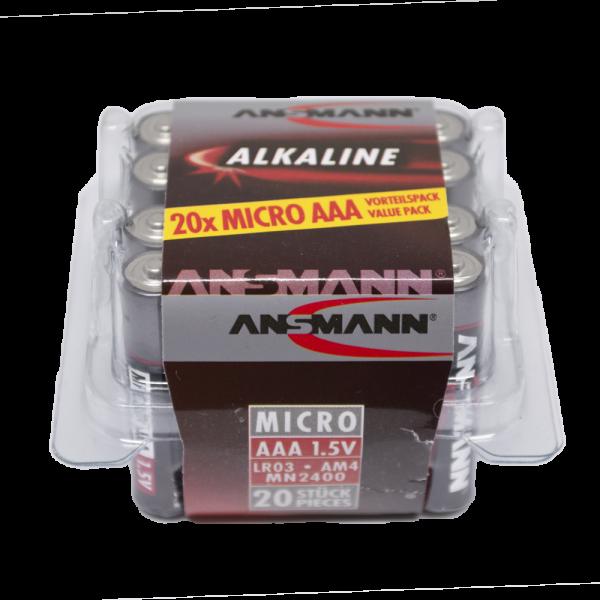 Micro Batterien AAA, LR03