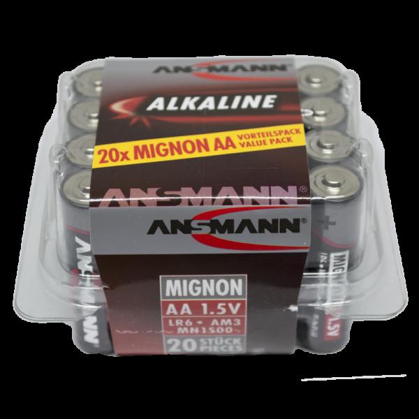Mignon Batterien AA, LR6