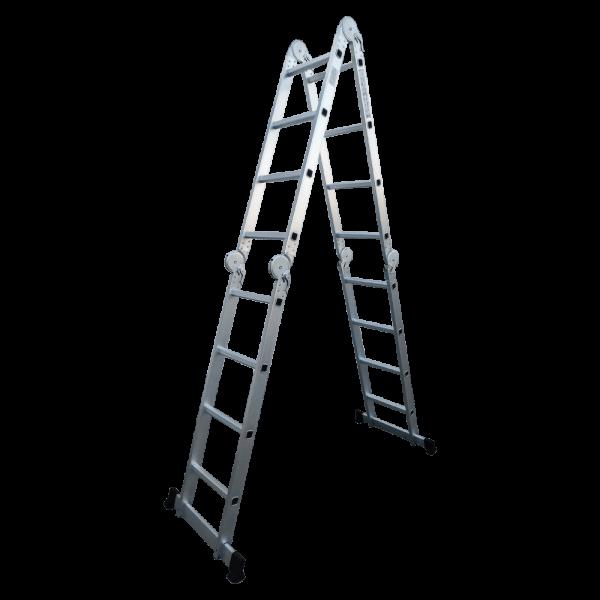 Alu-Vielzweckleiter (Multifunktionsleiter)