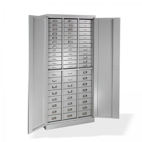 Schubladenschrank / Werkzeugschrank / Materialschrank 60 Schubladen 1790x800x410 mm