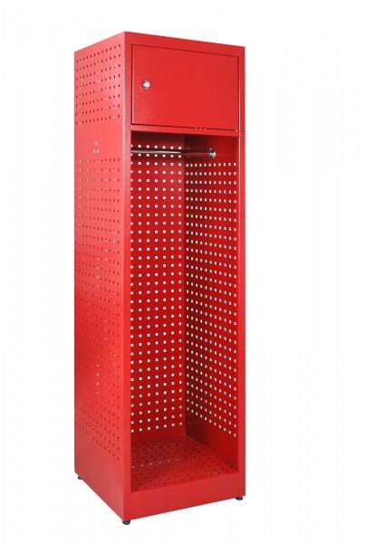 Feuerwehrspind, H 1825 x B 500 x T 500 mm