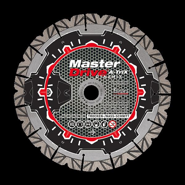 Diamant-Trennscheibe Master Drive A-TriX