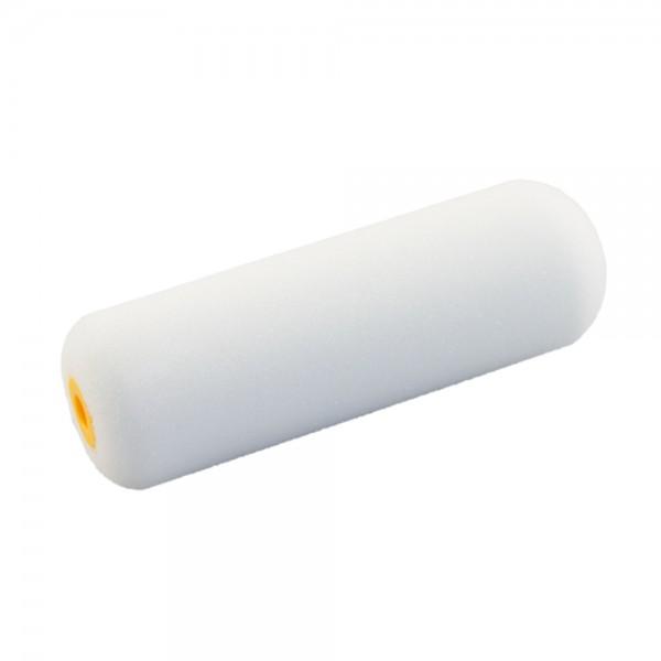 """Schaumstoff Heizkörperwalze """"extrafein"""" beidseitig abgerundet Breite 100-150mm"""