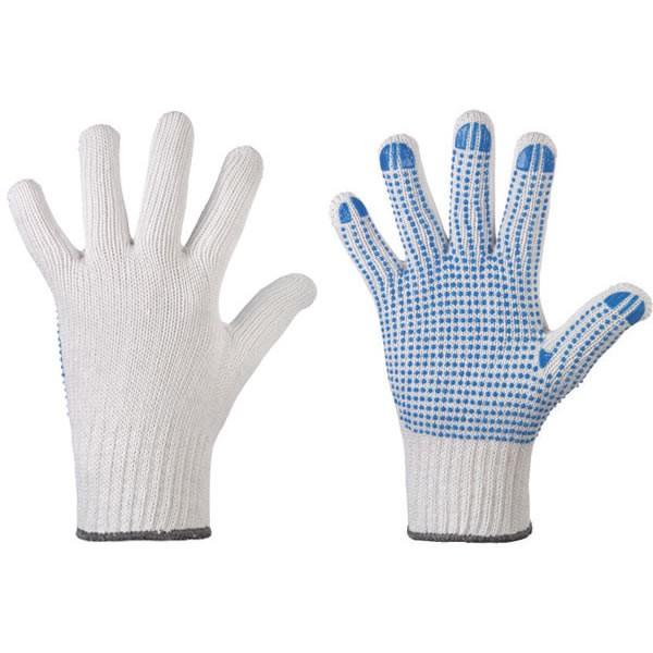 """Grobstrick-Handschuhe """"Noppen"""" Gr. 9-11 (L-XXL)"""