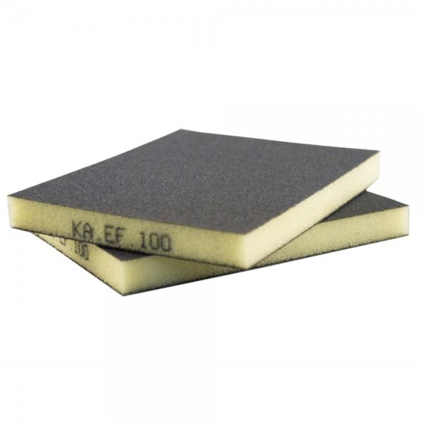 Schleifmatte doppelseitig 123 x 98 x 12mm - P 220