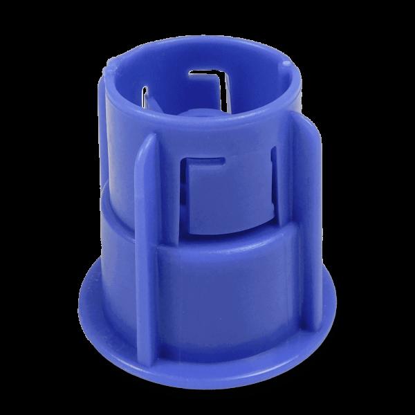 Drehknopf für Nivelliersystem mit Gewindelaschen