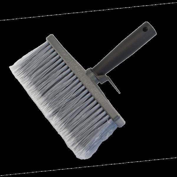 Tiefgrundbürste Rücken 75x175mm Silverpren Borsten Kunststoffkörper