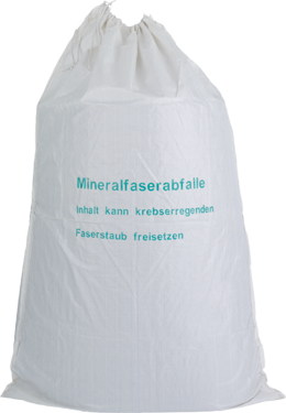 Mineralwollsäcke 1200 Liter