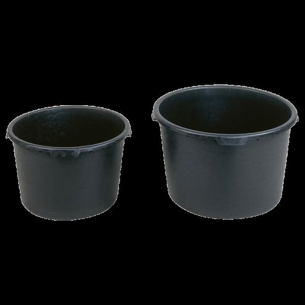 Mörtelkübel mit 65 und 90 Liter aus hochwertigem Kunststoff