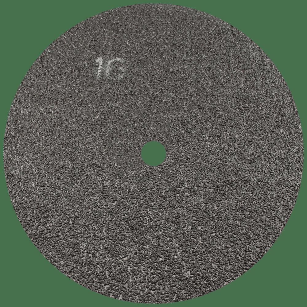 Schleifscheibe doppelseitig Ø 406mm doppelt P 16-36 Siliciumcarbid