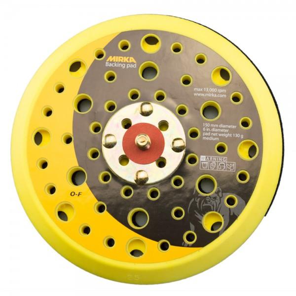 PU Schleifteller Ø 150 mm / 52-Loch
