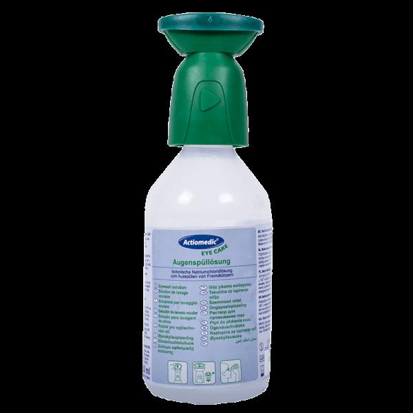 Augenspülflasche mit Natriumchloridlösung 0,9%