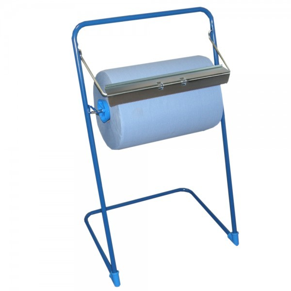Bodenständer für Putztuchrollen bis 40cm