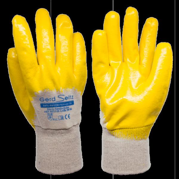 Nitril-Handschuhe Gr. 8-11(M-XXL)