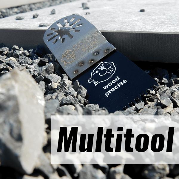 Sägeblätter für ein Multitool
