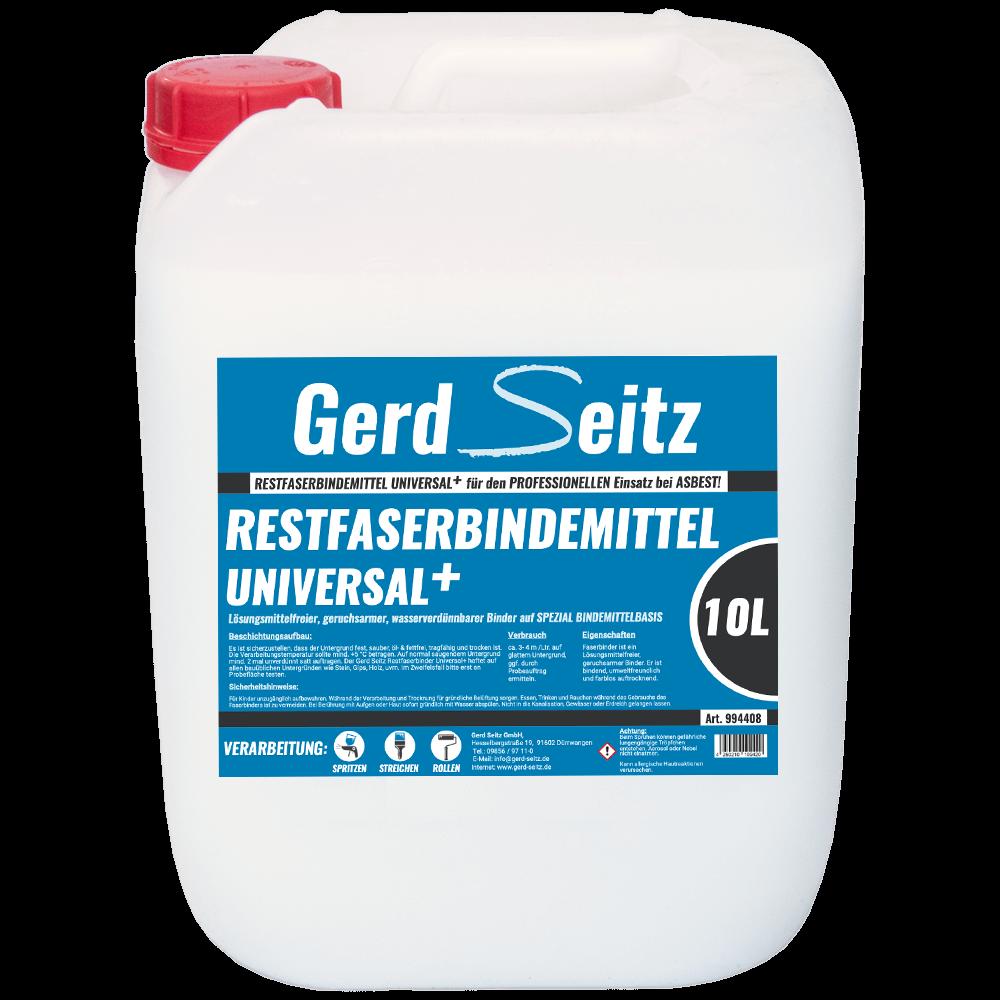 Seitz Restfaserbindemittel Universal+ für Asbest